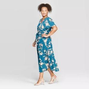 Ava & Viv Dresses - Ava & Viv Floral Maxi Dress